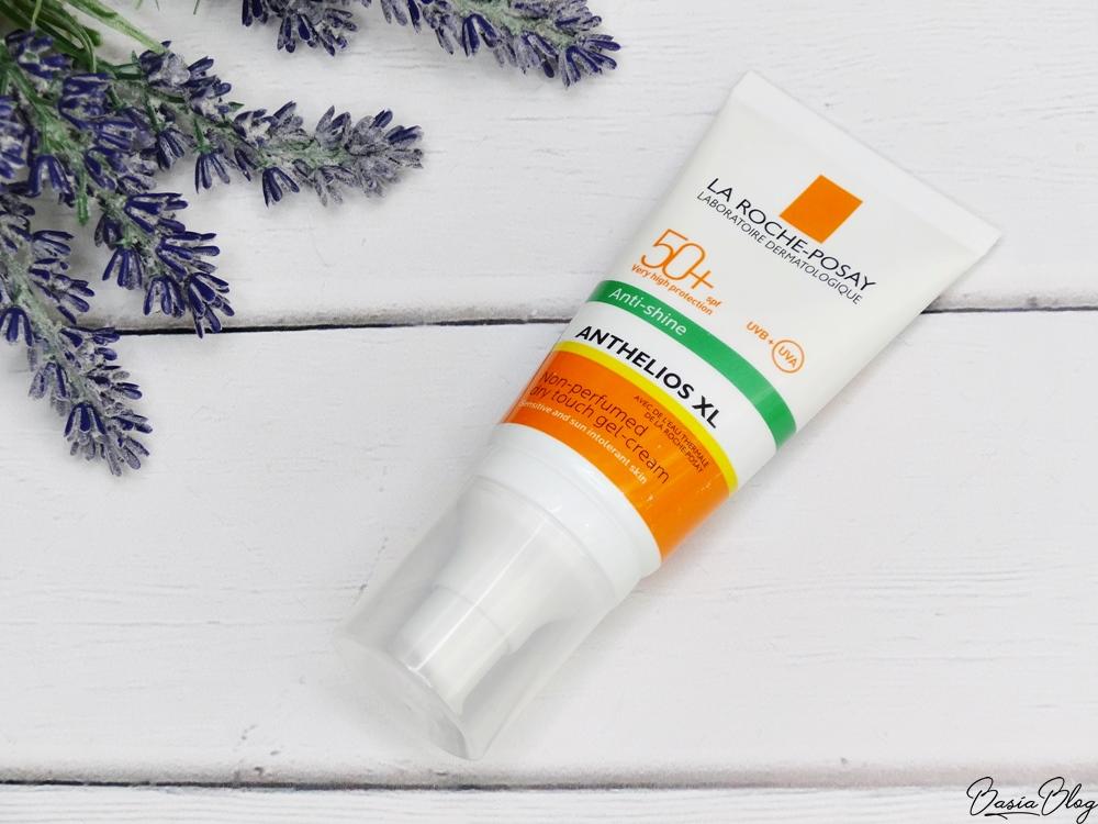 La Roche Posay Anthelios XL SPF50+ żel krem do twarzy suchy w dotyku, dobry filtr do cery tłustej, filtr dry touch, filtr z wysokim PPD, filtr matujący SPF50