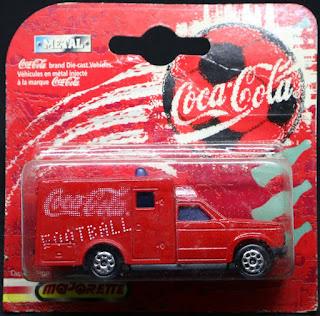 Coca Cola Die Cast
