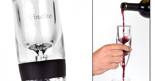 A tastful red wine aerator decanter makes your life more unique