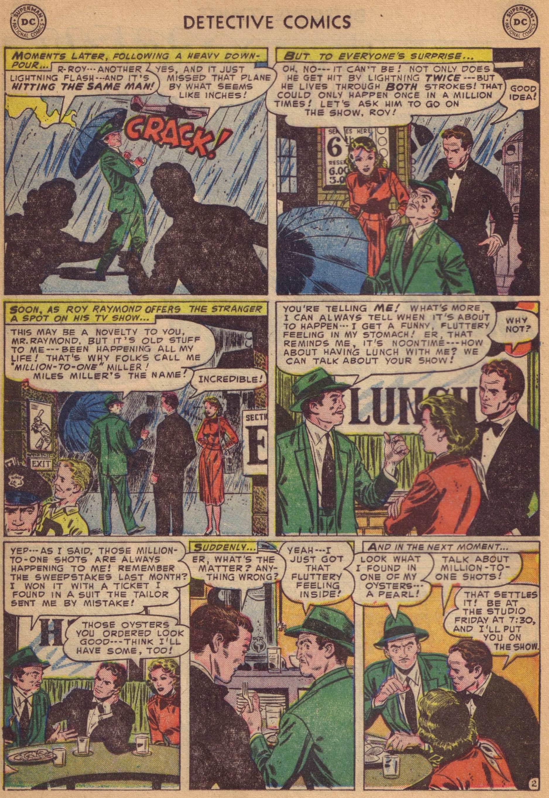 Read online Detective Comics (1937) comic -  Issue #197 - 18