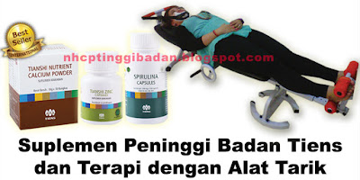 Jual NHCP Peninggi Badan Tiens Kecamatan Asemrowo Surabaya | Gratis Terapi Tinggi Badan