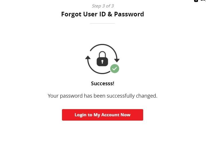 cara Reset CIMB Clicks ID & Tukar Password Baru
