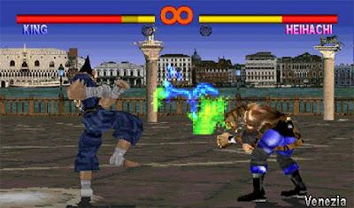 Videojuego Tekken 1994