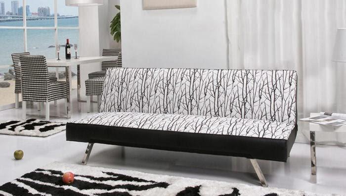 μοντέρνος καναπές κρεβάτι κλικ κλακ