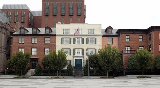 El Presidente y la Primera Dama se alojarán en el Blair House
