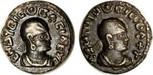 Moneda de Aksum