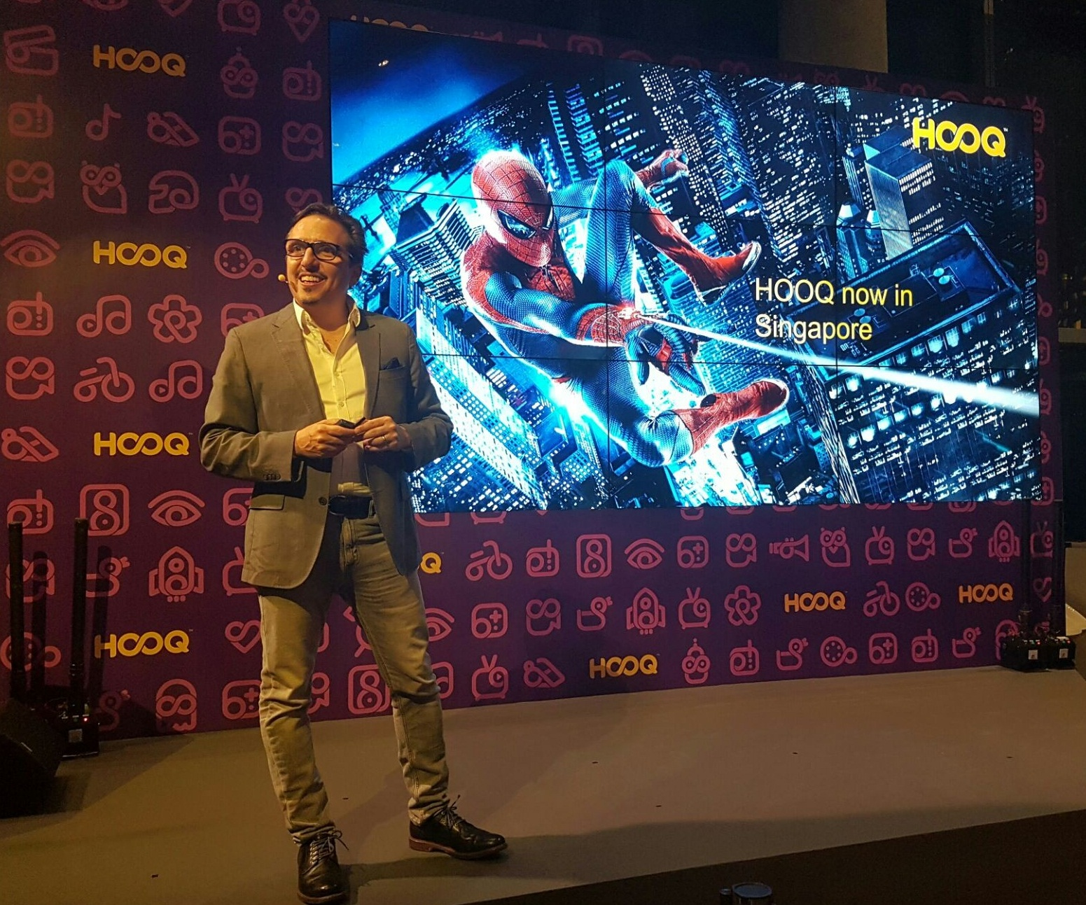 WorkSmart Asia: HOOQ Video-on-demand Service Launches In