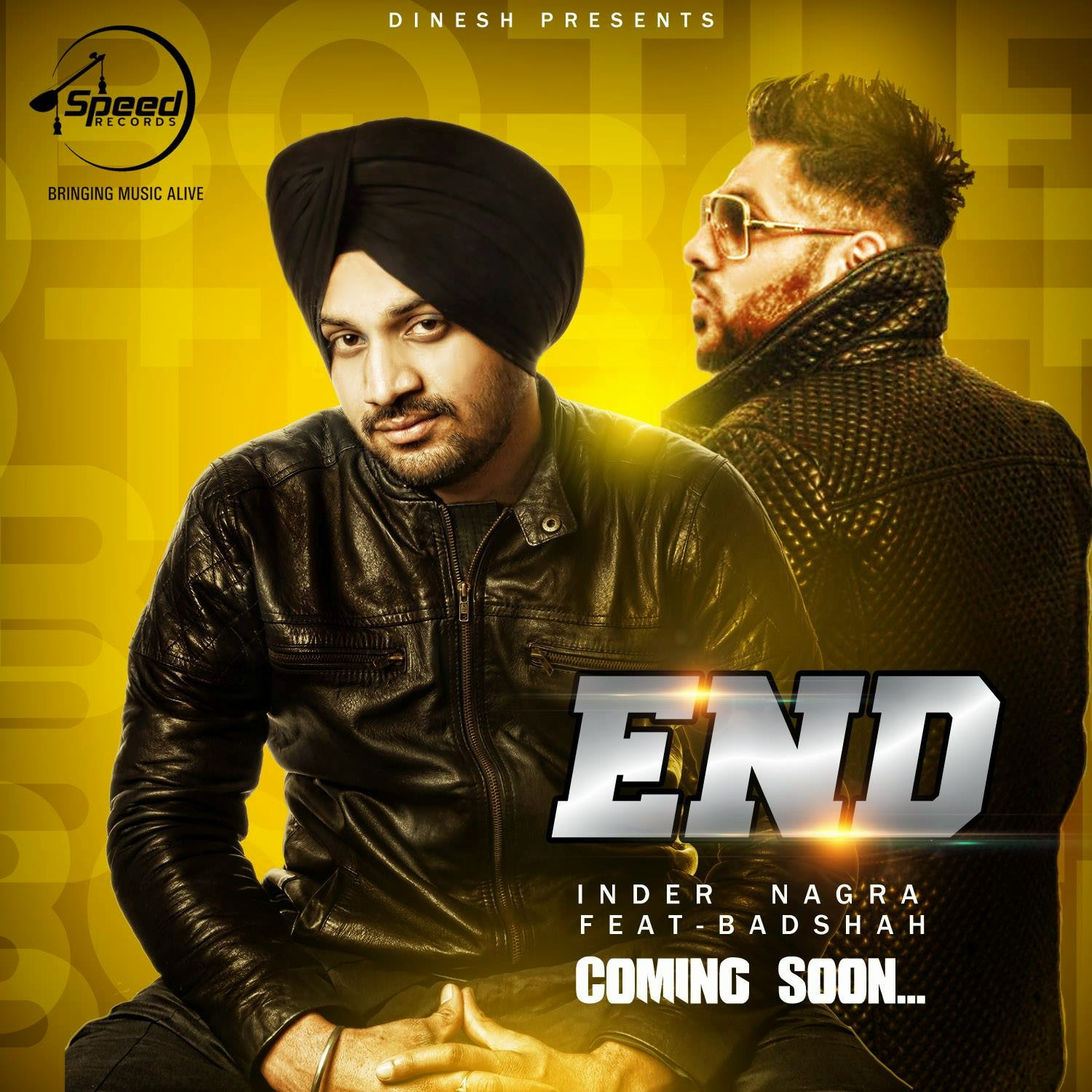 END Song Inder Nagra Ft Badshah
