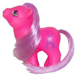 My Little Pony Baby Billie UK & Europe  Best Friends Babies G1 Pony