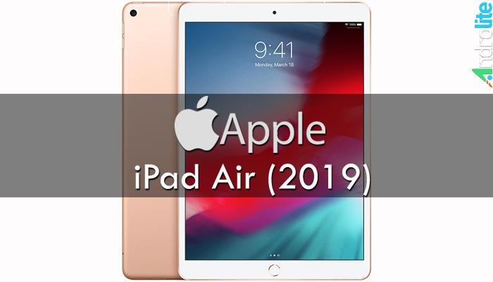 Harga Apple iPad Air (2019) dan Spesifikasi Indonesia