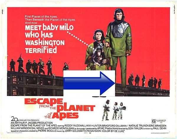 http://salmineofilmography.blogspot.com.es/2016/01/escape-from-planet-of-apes-1971.html