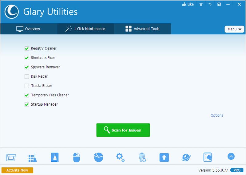 برنامج-Glary-Utilities