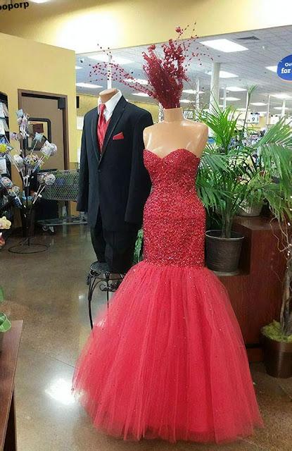 Este vestido vai explodir sua mente
