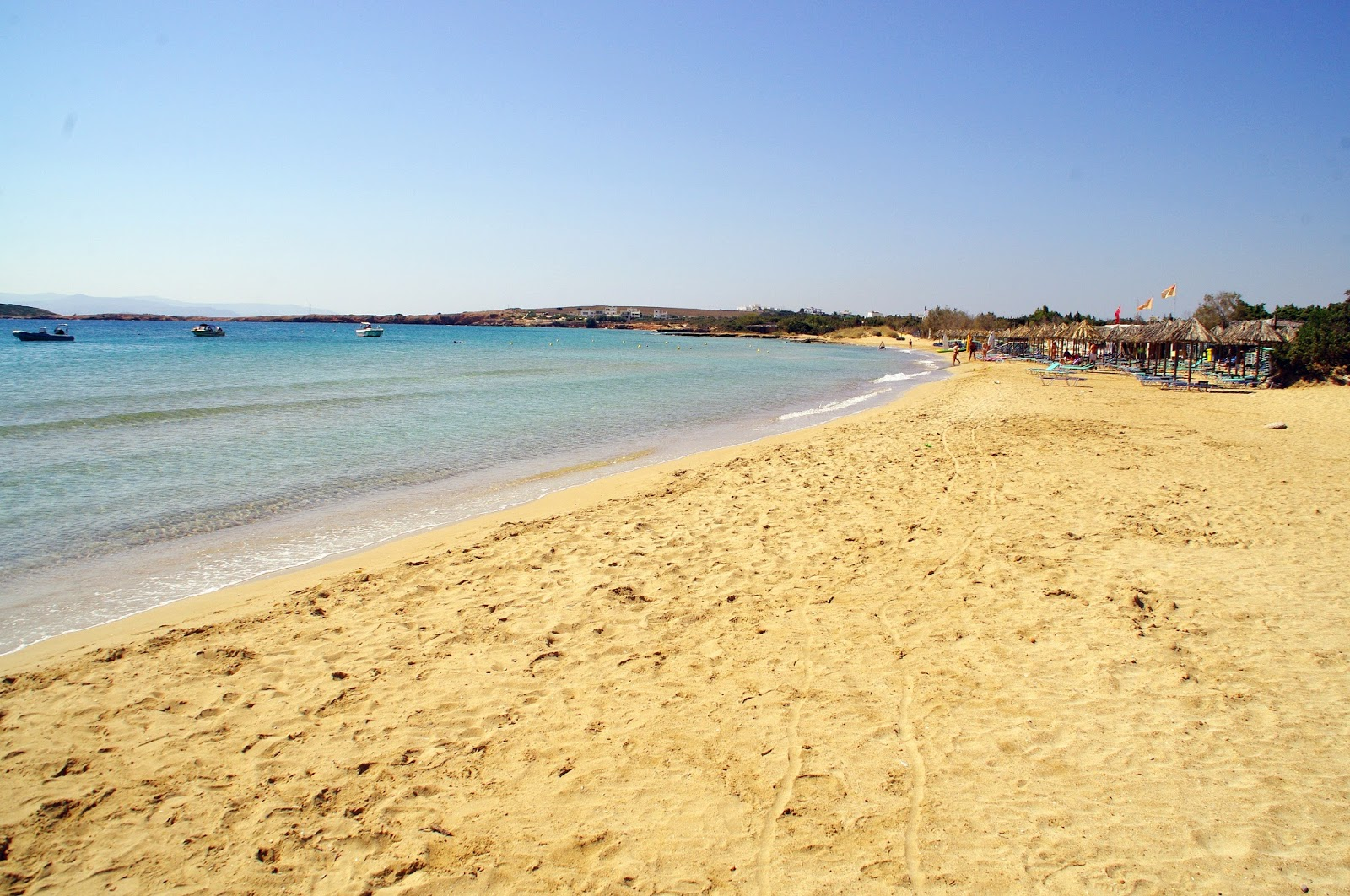 Paros beaches