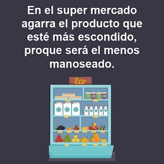 TOC : Trastorno obsesivo compulsivo de supermercado.