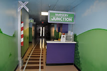 Church Nursery Check In Station Stations