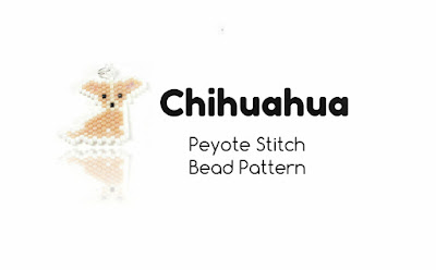 Click here for more information about this beaded Chihuahua Pattern.