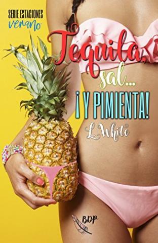 Tequila, sal y pimienta