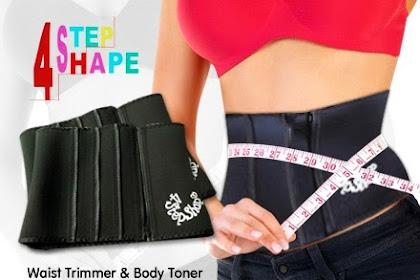 Korset Pelangsing Infra Red 4 Step Slimming Belt
