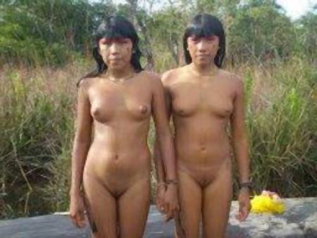 naked tribal african girl tribe