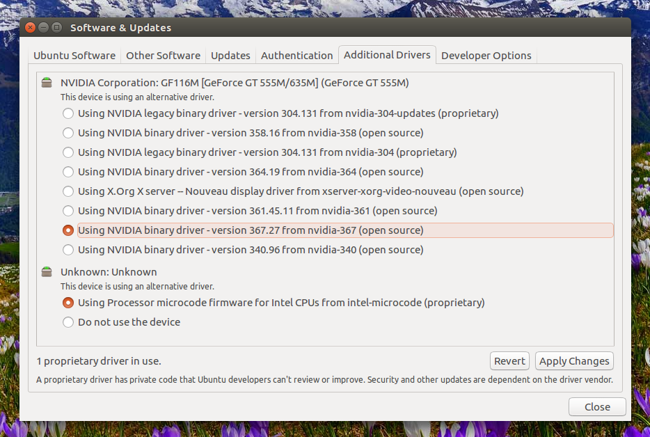 How To Install The Latest Nvidia Drivers In Ubuntu or Linux Mint Via PPA