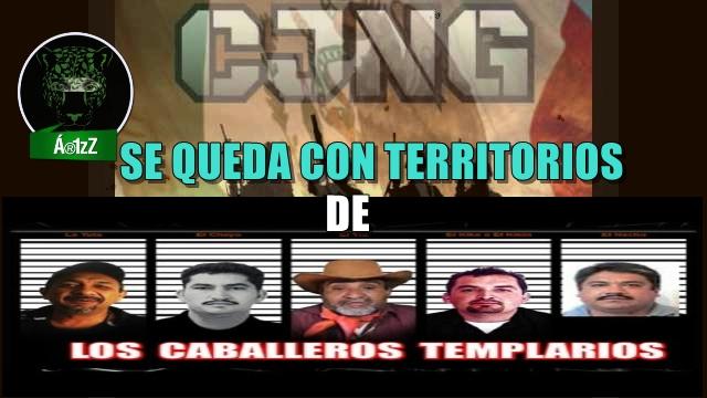 """Integrantes de """"Los Caballeros Templarios"""" fueron a Guadajalara por ordenes de """"La Tuta y El Chayo"""" y fuerona fiesta sin saber que era del CJNG"""