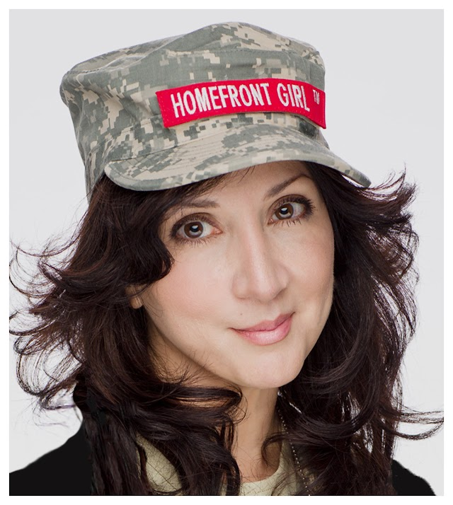 Gaby Juergens talks Homefront Girl, Surviving Breast Cancer, and What It Means to be a Military Spouse in an Exclusive Interview with Mistah Wilson