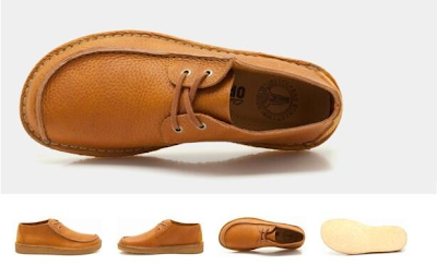 Mens Cornish Pasty Shoes
