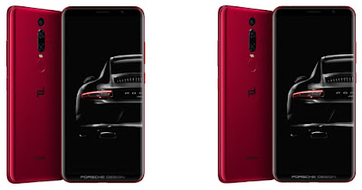Huawei Porsche Design Mate RS with triple rear cameras, in-display fingerprint sensor launched