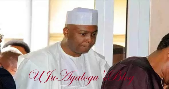 Asset declaration: CCT rules on request to free Saraki today