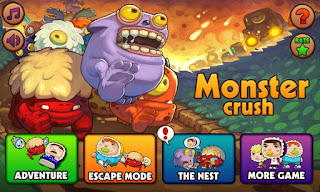 Download Monster Crush v1.4 Mod Apk