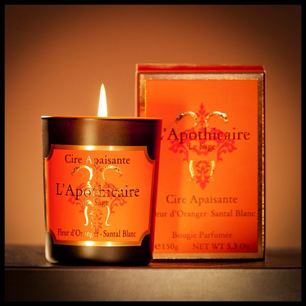 avis Fleur d'Oranger & Santal Blanc de L'Apothicaire Le Sage