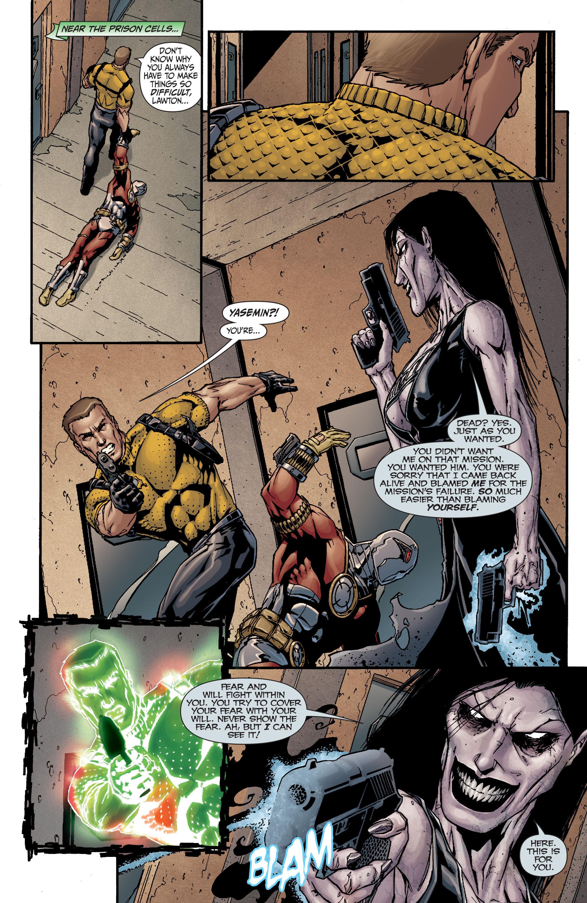 Read online Secret Six (2008) comic -  Issue #17 - 19