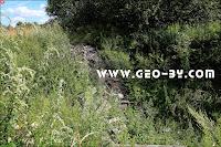 Деревня Мацки. Свалка мусора у ДОТ №152