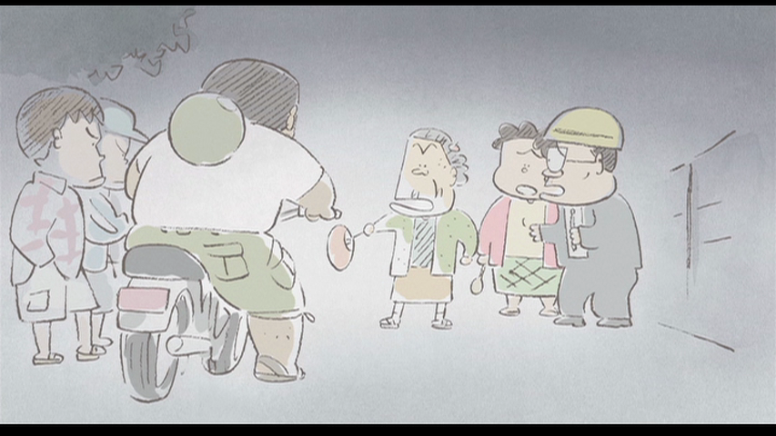Phipps Film: ホーホケキョとなりの山田くん [My Neighbors the