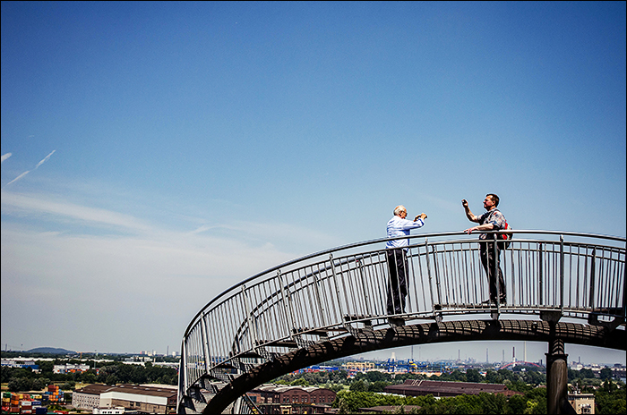 Stephanie Berger - Tiger and Turtle - Duisburg