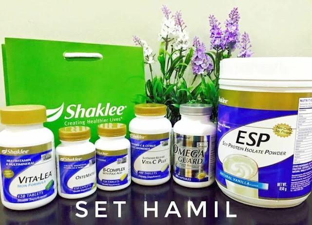 Vitamin Kehamilan Shaklee