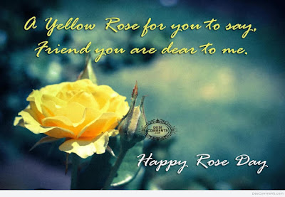 Happy Rose Day 2017- for girlfriend