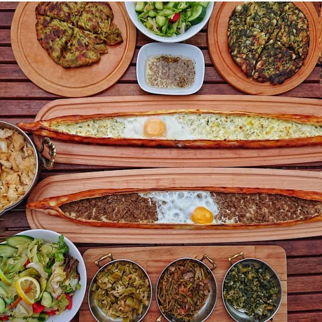 Pidenin Karadeniz mutfağında