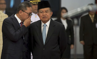 Wapres JK Akui Beri Izin Lahan Prabowo, Zulkifli: Sangat Negarawan!