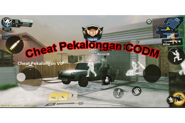Cheat Call of Duty Mobile Pekalongan Community