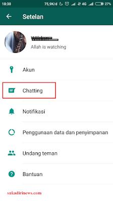Cara Mengetahui Siapa yang Sering Dihubungi Pacar kamu di WhatsApp