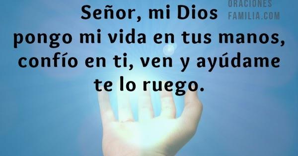 Mio Oraciones Ayudame Dios