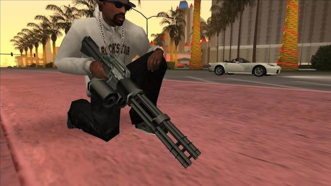 [SA] M4 Chaingun
