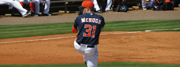 Astros Collin McHugh - Flickr BeGreen90