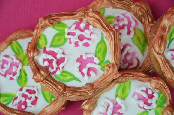 How to: schilderen op koekjes