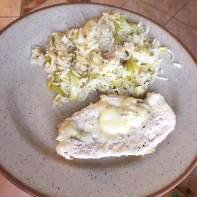 zdravý recept s kuřecím masem