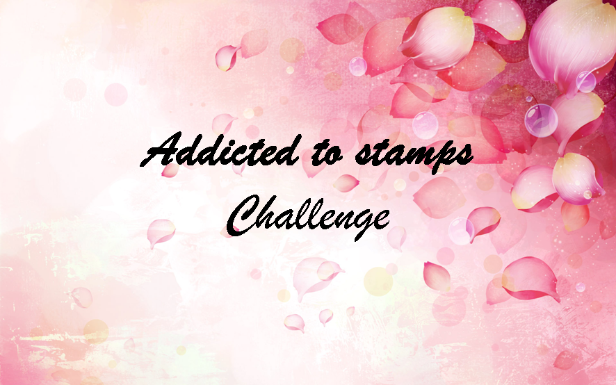 challengeblog addicted to stamp