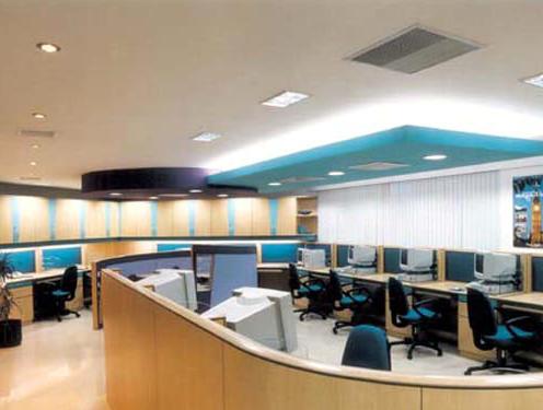 DOWN MODEL 3D FREE: False Ceiling Design for office