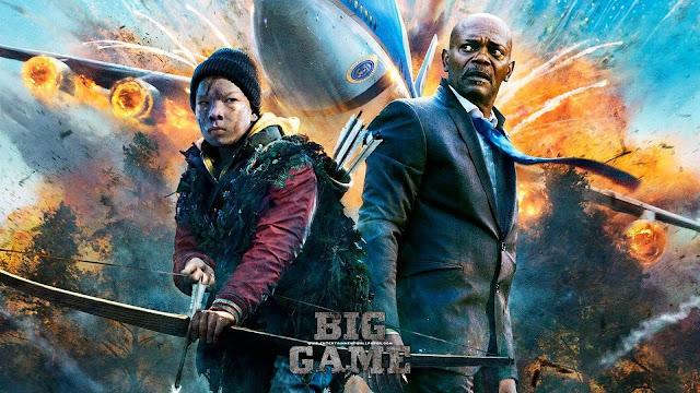 Big Game (2014) 720p BDRip Multi Audio Telugu Dubbed Movie
